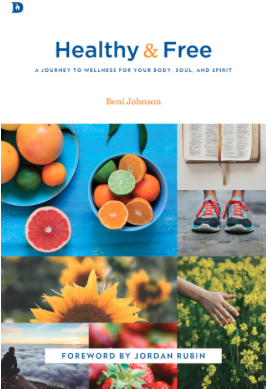 Order your copy of Healthy and Free!
